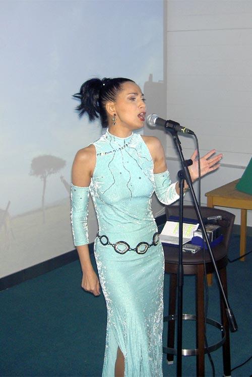 Ольга Ларина с джазовой программой.