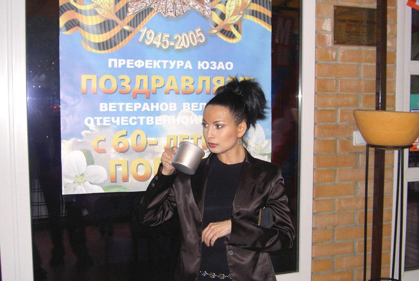 Фронтовая кружка. Ольга Ларина вов время выступления на мероприятиях, посвящённых Юбилею Победы.